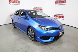 New 2018 Toyota Corolla iM Hatchback in Escondido #1015519 ...