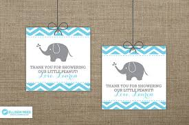 Favor Tags For Baby Showers  Custom Designs From Pear TreeBaby Shower Tag