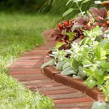 garden edger. Lawn Edging Ideas-1 Garden Edger D
