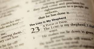 Image result for PIctures of the 23 Psalm