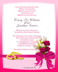 words invitation wedding invitations wording its all about wedding invitation