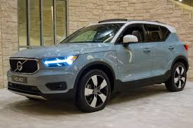 2019 Volvo Xc40 Gas Mileage Bests Less Powerful Rivals News Cars Com