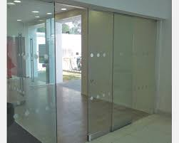 ssr bottom rolling sliding door with recessed track