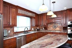 cherry cabinets with granite custom cherry cabinets granite traditional kitchen light cherry cabinets with black granite