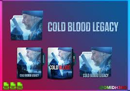 Cold Blood Legacy Folder Icon by OMiDH3RO on DeviantArt