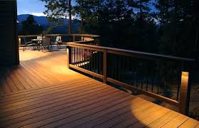patio deck lighting ideas. Under Deck Lighting Ideas Railing Lights Best Stairs And Railings With Low . Patio