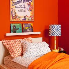 orange bedroom colors. Be Bold Orange Bedroom Colors