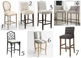 bar stools, upholstered stools
