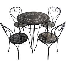 french bistro chairs and table. french bistro table and chairs