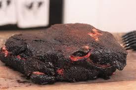 simple smoked pulled pork smoked