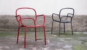 Moyo Outdoor Metal Seat by 4P1B Design Studio