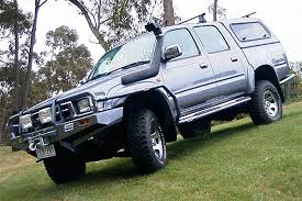Safari Snorkel Toyota Hilux 167 Series 4x4 Snorkel for 12/1997 - 03 ...