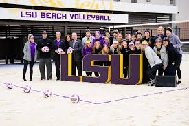 <b>Beach</b> Volleyball - LSU Tigers