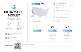 Gilda Marie Mosley, (402) 261-8819, 629 H St, Marysville, CA   Nuwber