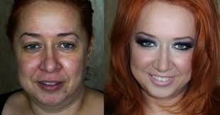before and after makeup photos make women unrecognizable photos huffpost canada