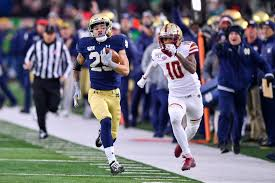 The college football playoff (cfp) is an annual postseason knockout invitational tournament to determine a national champion for the national collegiate athletic association (ncaa) division i football bowl subdivision (fbs), the highest level of college football competition in the united states. Acc College Football Season Delayed With Notre Dame As Full Member
