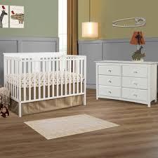 storkcraft kenton 6 drawer dresser. Plain Drawer Storkcraft 2 Piece Nursery Set  Mission Ridge Convertible Crib And Kenton  6 Drawer Dresser In For C