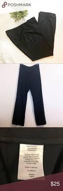 Talbots Dress Size Chart Tall Gals Talbots Signature Dress Pant 16 Tall Size 16 Tall