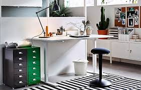 ikea office. Brilliant Office SKARSTA Desk Sitstand In Ikea Office D