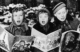 Christmas Caroling - TIME