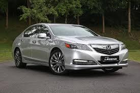 Honda Legend Sport Hybrid: Most expensive Legend, Motoring News ...