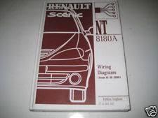 renault scenic wiring diagram ebay Renault Megane Wiring Diagram wiring diagram schaltpläne renault megane scenic from 16 10 2000 wiring diagram for 2008 renault megane