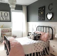 bedroom mesmerizing girl ideas teenage for small rooms with black and white