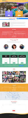 f website design landing page design portfolio hamilton the website design of hamilton child care service trust conveys to any newcomer what their services involve even if they didn t know the of the