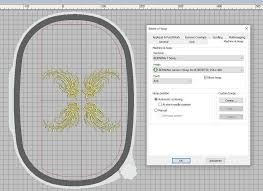 Lesson 13 Bernina Embroidery Software V8 Editing An Existing Design Ungroup And Embroidery Bernina Blog