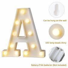 Alphabet Letter Lamp Lanternslights In 2019 Alphabet Lighting