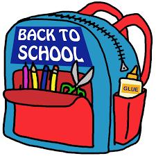 School Supplies Icon | Ingleside, Texas