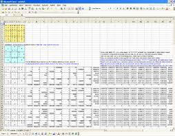Excel Sudoku Solver Non Macro Version Maquess Sparks