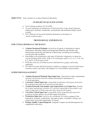 Aircraft Mechanic Resume Template Mind Business Greeting Letter