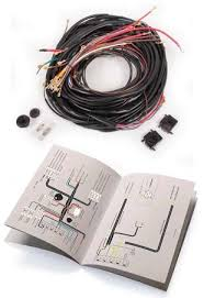 vw bus wiring harness image wiring diagram harness complete 1966 1967 bus made by wolfsburg west on 67 vw bus wiring harness