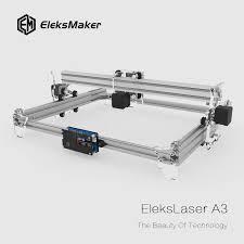 slaser a3 pro 5500mw laser engraving