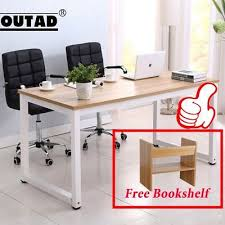 Office Furniture Modern Simple COMPUTER DESK PC Laptop Table Wood Workstation Study Home Office