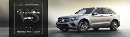 Mercedes Model Comparison Chart Mercedes Benz Competition Comparison In Columbus Ohio