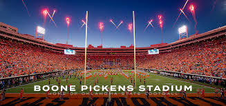 Boone Pickens Stadium Oklahoma State University Athletics