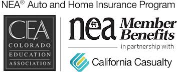 cea the nea auto home insurance provided by california casualty