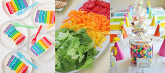 Fun Food Ideas For First Birthday Party