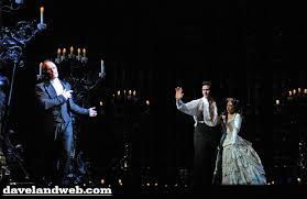 has phantom of the opera a spectacular show on broadway is even more impressive in vegas i dare you not to flinch as the chandelier drops overhead