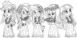 My Little Pony Coloring Pages 40 Printable 9571024 Attachments