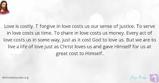 I Love Us Quotes Cool Jerry Bridges Quote About Love Money Service Forced All