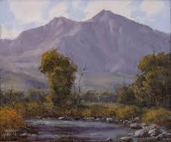 dan young sopris and the crystal oil on panel 10 x 12 inchesdan young sopris and the crystal oil on panel 10 x 12 inches
