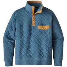Patagonia Cotton Quilt Snap-T® Pullover | evo &  Adamdwight.com