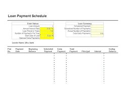 Calculating Monthly Loan Calculator Excel Interest In Business