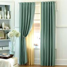 cool light blue curtains with sheer curtain neon green window curtains olive green panel curtains green