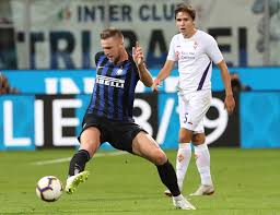 Inter-Fiorentina: autogol Skriniar o gol di Chiesa ...