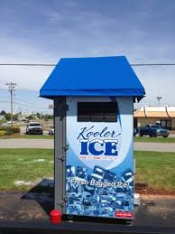 Kooler Ice Vending Machine Price Classy Twice The Ice 4848 Ice Vending Food 48 Scottsville Rd Bowling