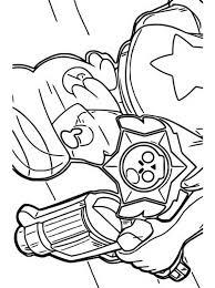 See more ideas about brawl, star coloring pages, stars. Kleurplaten En Zo Kleurplaten Van Brawl Stars